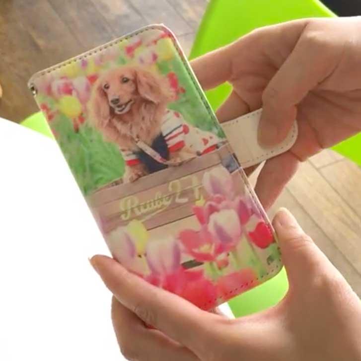 49ef72b19c9b2addea8db508ca9b00b7 - 世界に1つ動画① iphoneケースに愛犬
