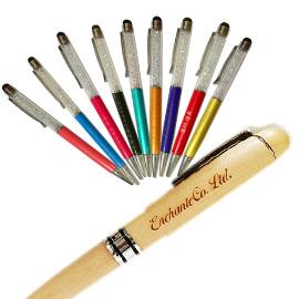 オーダーメイドの名入れボールペン
