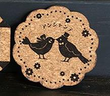 2 000000003859 03 - 人気の小鳥が名入れオーダーメイドケーキトッパーになって、結婚式で活躍