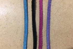 1 1 - 四つ編みブレスレットの編み方