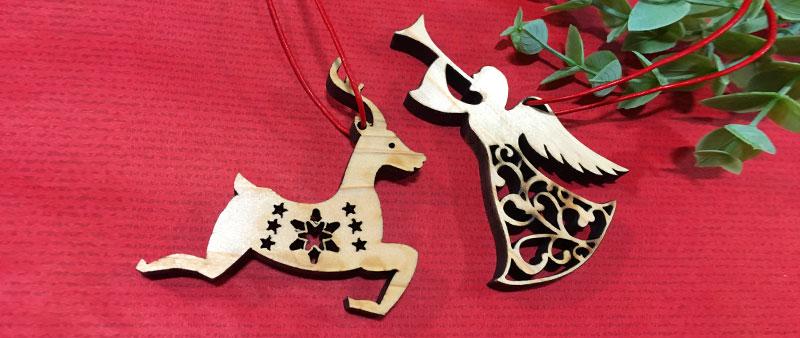christmas ornament - クリスマスが近くなると。。