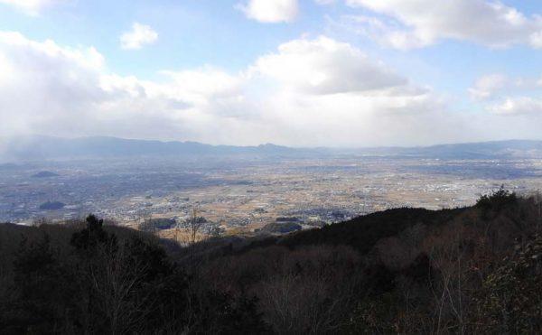 ryuosanitadaki 600x371 - 天理市龍王山に登ってきました