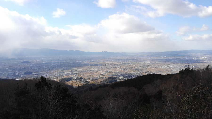 ryuosanitadaki - 天理市龍王山に登ってきました