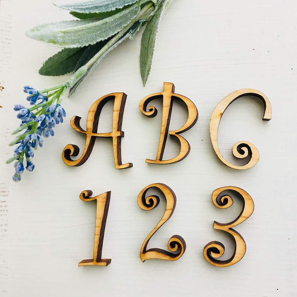 font1 - お好きなフォントで切り文字をお作りします。